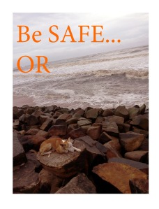 Cover page - Be SAFE or