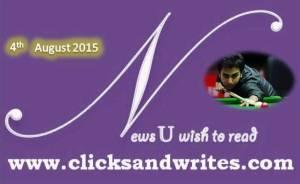 News U Wish to read 2 - 4 August 2015
