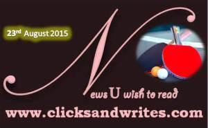 News U Wish to read - 23 August 2015