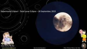 For LinkedIn - Total lunar eclipse 28 September 2015