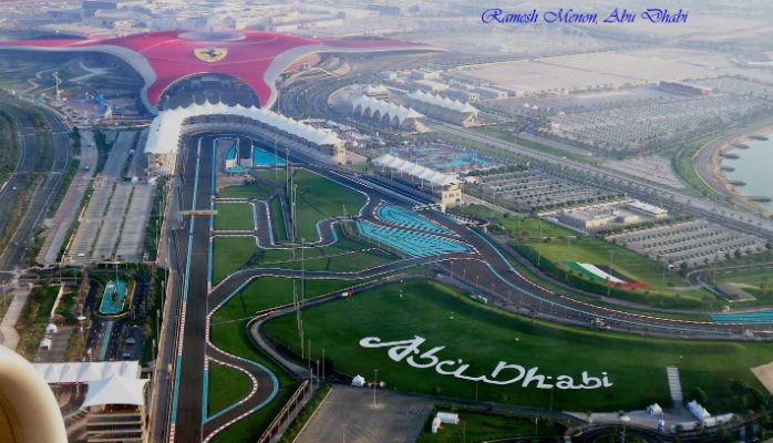 23-11-2015 -Abu Dhabi Grand Prix