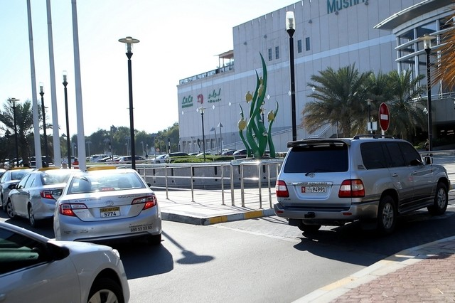 Mushrif mall taxi
