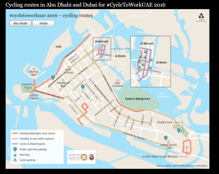 abu dhabi cycling route 3